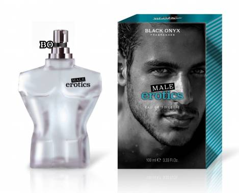 Male Erotics Men Perfume EdT 100 ml Black Onyx Fragrances
